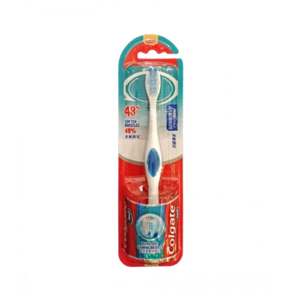colgate 360 sensitive pro relief toothbrush new