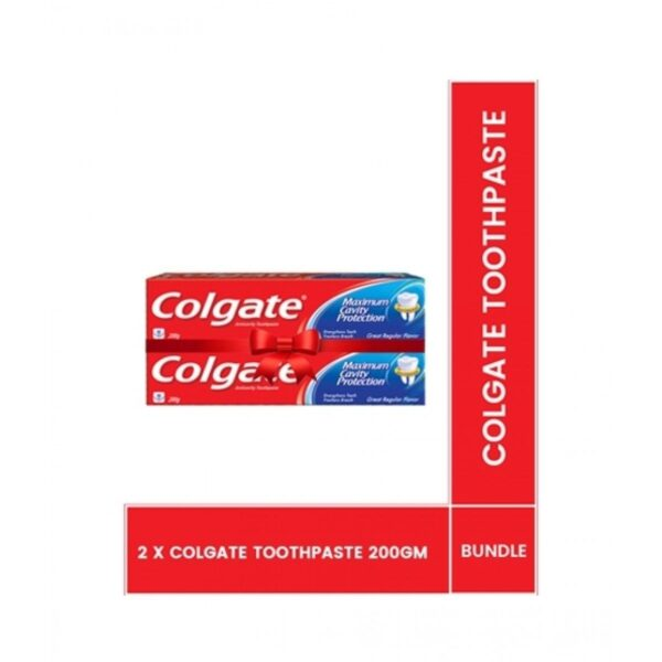 colgate grf toothpaste 200g pack of 2