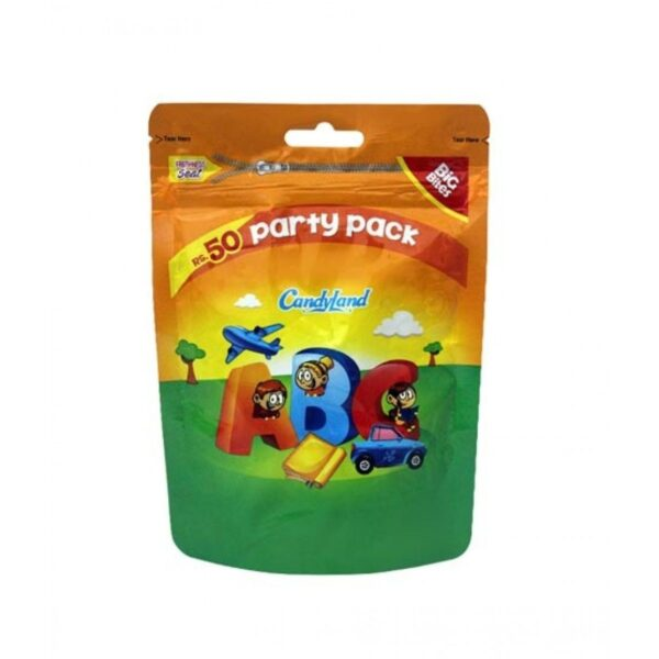 candyland abc jelly party pack
