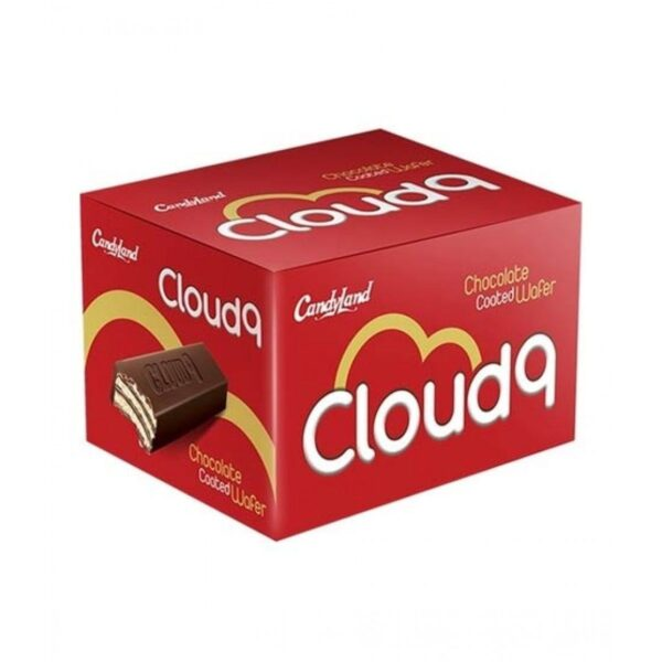 candyland cloud 9 chocolate pack of 18pcs