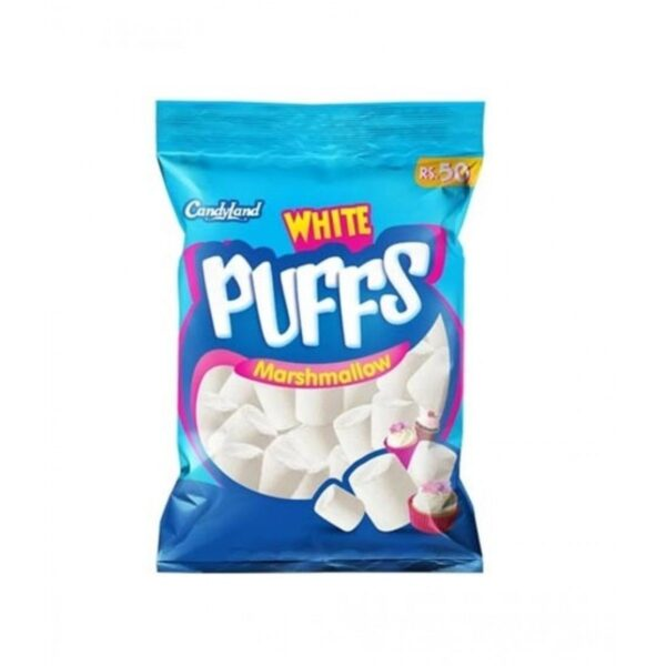 candyland puff white marshmallow party pack
